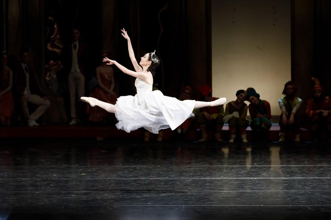 baletul va face să- mi pierd greutatea