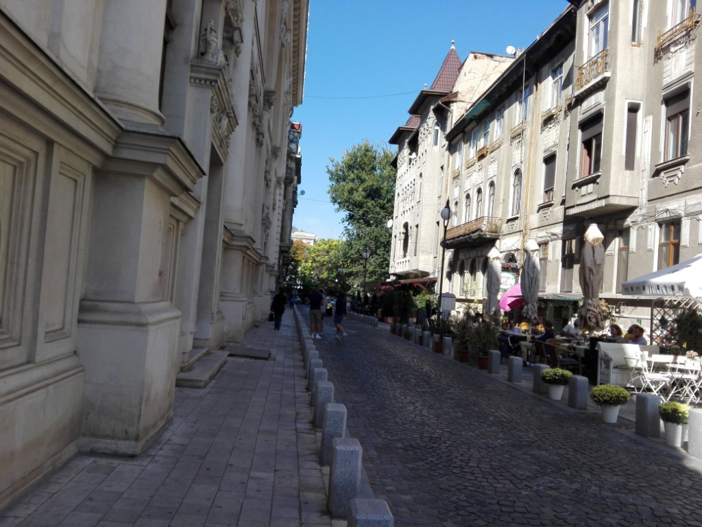 Adopted By Bucharest Stefano Nappo Prefers Bucharest Because Its