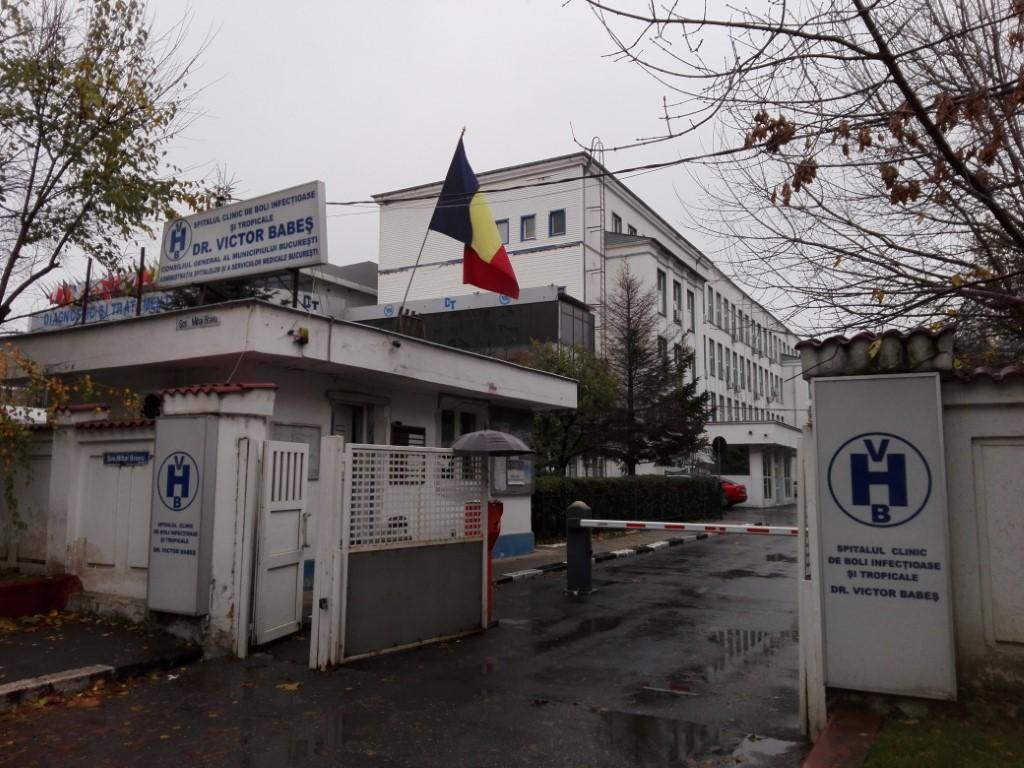 operațiuni de tranziție în spitalul feroviar)
