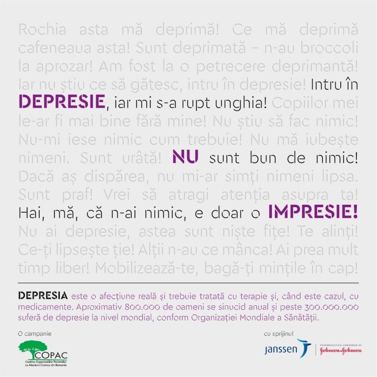 tranzacționare și depresie)